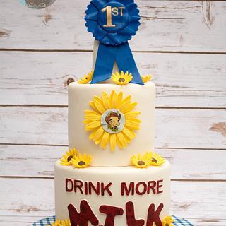 Texas State Fair Collaboration - Borden Milk