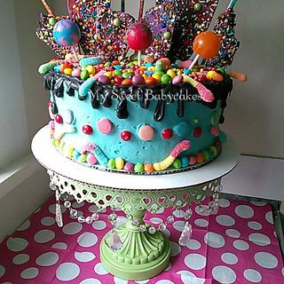 Candy explosion