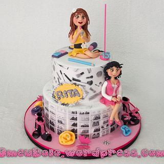 """""""Fashion Cake"""""""