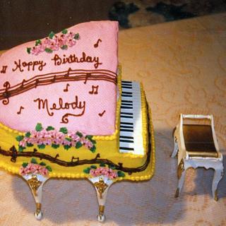 Birthday Piano