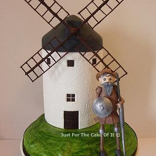 Don Quixote inspired