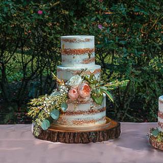 3 Naked Cakes