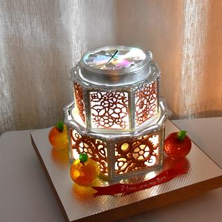 watch cake - Cake by OxanaS