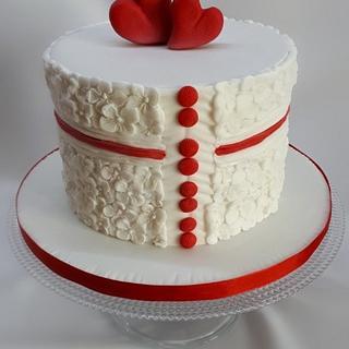 Little wedding cake - Cake by Kaliss