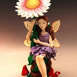 A Little Flowers Fairy