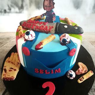 Chucky cake - Cake by Monysweets