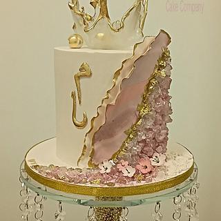 Marble cake - Cake by MunaSuker