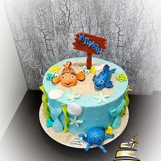 Nemo cake - Cake by Tsanko Yurukov