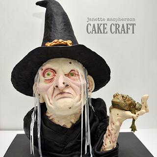 Witch for Cake & Bake Show 2014