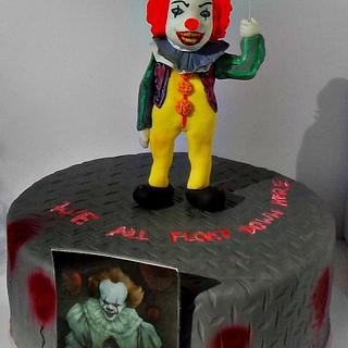 pennywise - Cake by Sanja