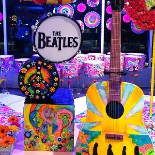 Beatles Peter Max