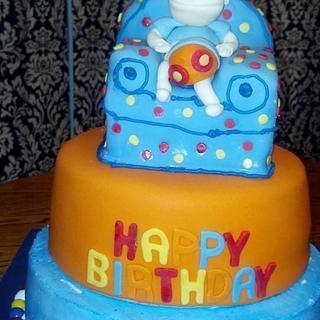 Super Rugrats 5 Cakes Cakesdecor Funny Birthday Cards Online Necthendildamsfinfo