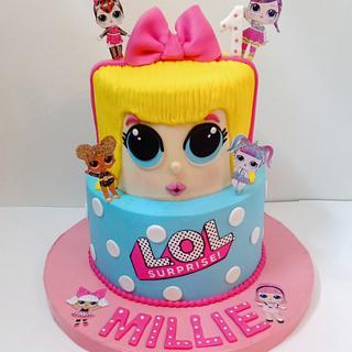 Lol. Cake