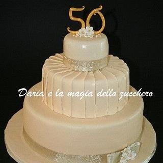 50 wedding anniversary