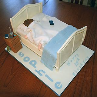 Bed Cake - Cake by Sylvania Cakes - Exeter