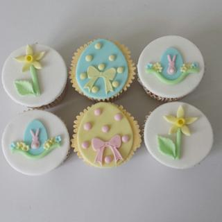 Easter cupcakes - Cake by Bert's Bakes