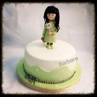 Gorjouss cake for carnival !! 💞