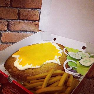 Great British Parmo
