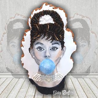 Audrey bubblegum
