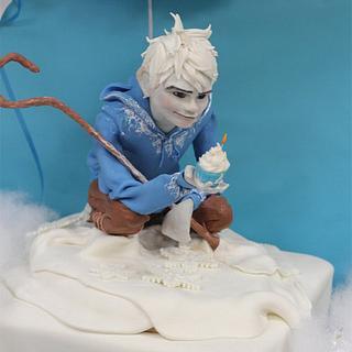 Jack Frost Cake