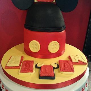Mickey's Ears