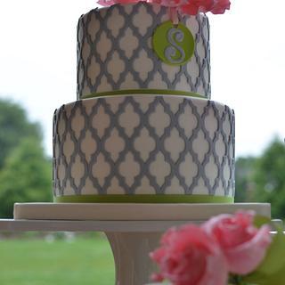 Monogram and Lattice Cakes