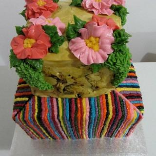Buttercream Blast - Cake by The Cake Orchard