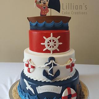 Jason birthday cake