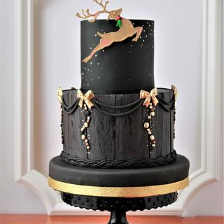Rustic elegance - Cake by the cake outfitter