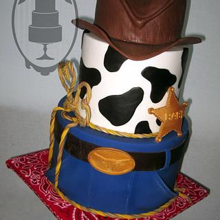 Cowbabyboy baby shower :)
