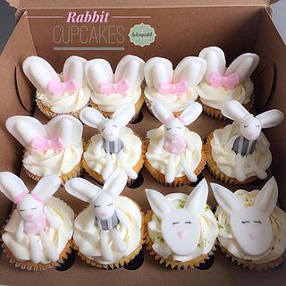 Cupcakes Baby Shower en Medellín