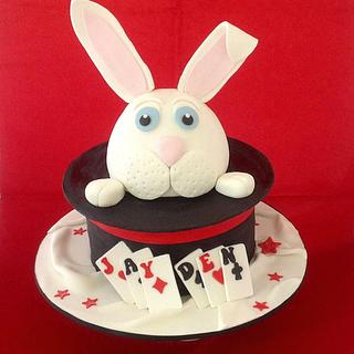And for my next trick...... - Cake by Fantail Cakes