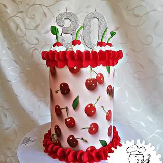 Cherry - Cake by Casper cake