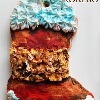 Santa´s Boots Cookies