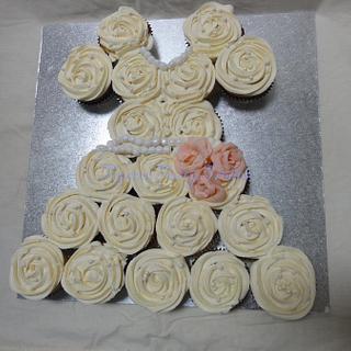 Dress cake.