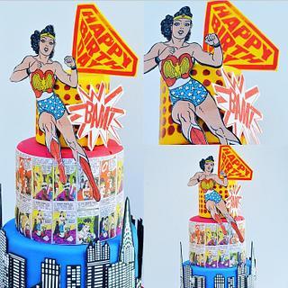 Vintage Wonder Women Modern Style?!?