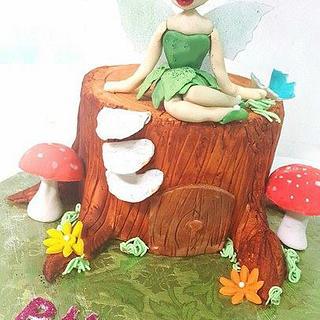 Fairy - Cake by Risha