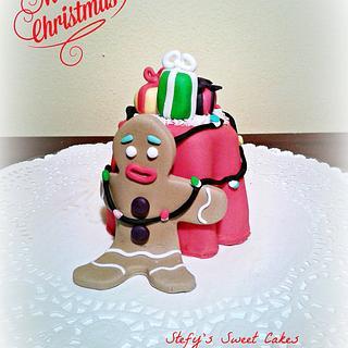 Help Gingerbread Man