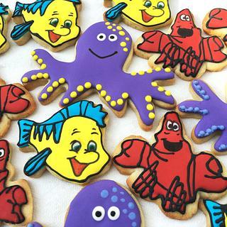Fun cookies  - Cake by Live Love n Bake