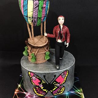Dolores O'Riordan - Gone Too Soon A Cake Collective Collaboration