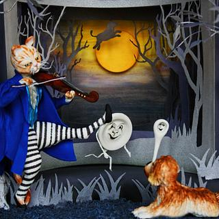 Sweet Fairy Tales - The Cat And The Fiddle