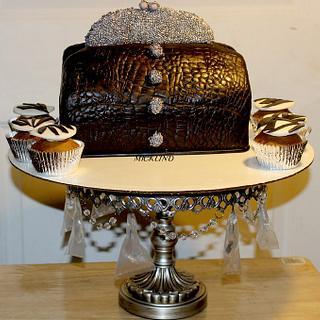 A CLUTCH CAKE