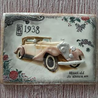 Vintage Rolls Royce