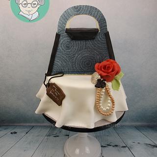 Desiger Handbag cake