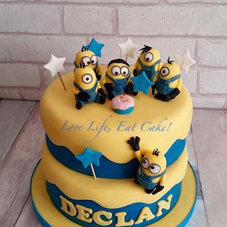 More Minions! - Cake by Love Life, Eat Cake! by Michele
