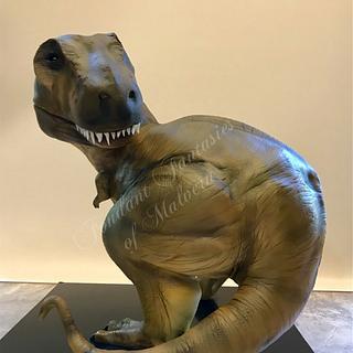 Standing T-Rex