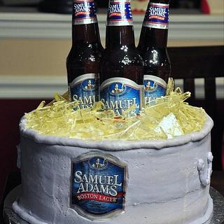 Who likes beer? - Cake by CakesbyMayra