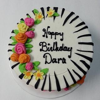 Happy Birthday, Dara