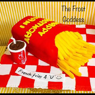 Frenchfries n coke