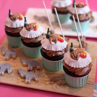 Sweet table Cupcake Cookie cakepop - Cake by Agnes Linsen